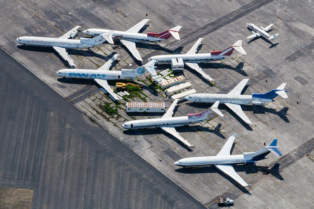 Relics, Smyrna Airport
