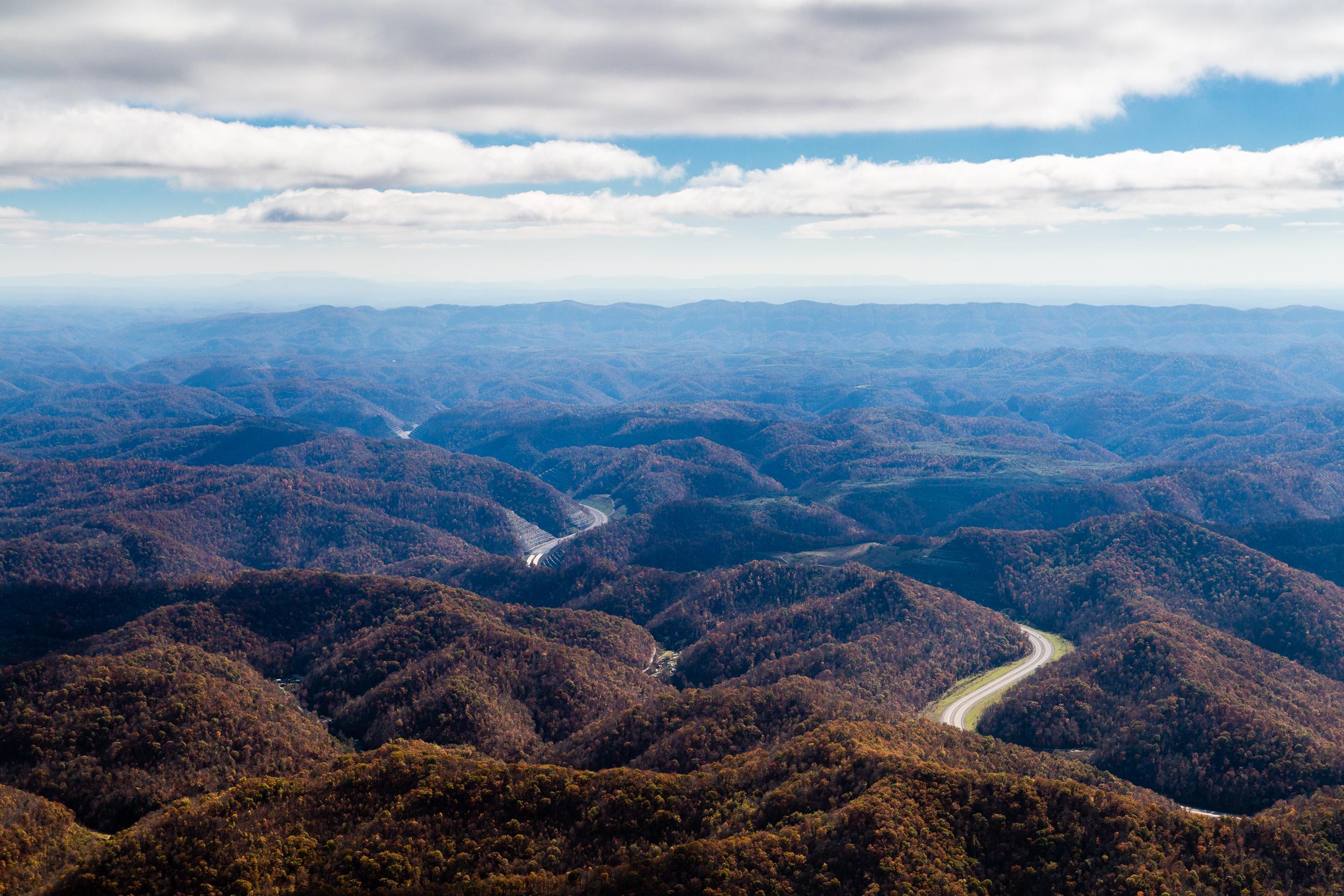 Eastern Kentucky coal country.