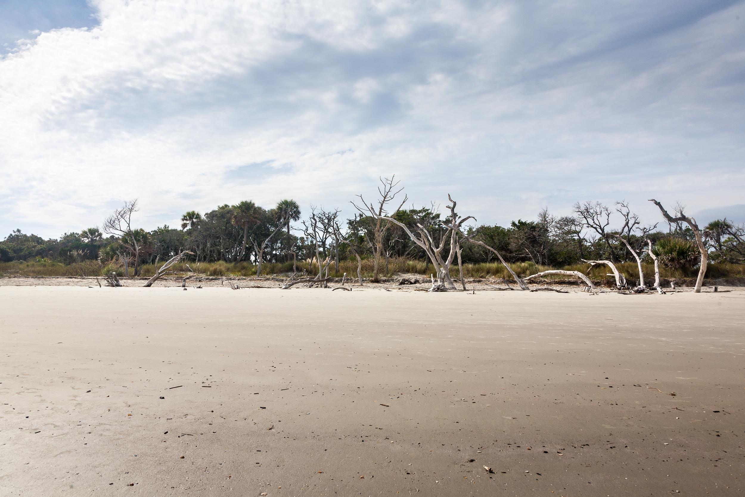 Hunting Island, South Carolina.