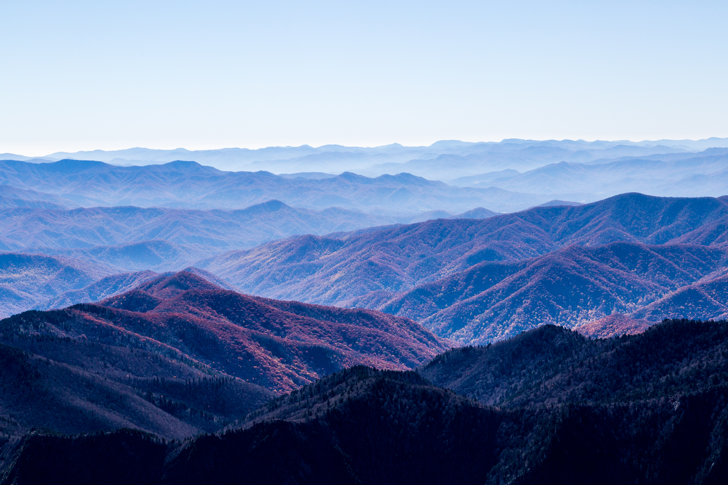 Great Smoky Mountains.