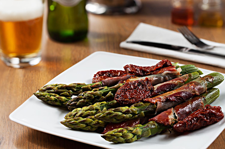 Food asparagus