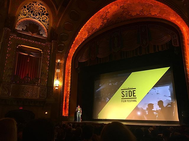 Had so much fun at @sidewalkfilm that we forgot to take photos of ourselves! Amazing venues, amazing crowds, amazing films. Can't wait to be back in Birmingham again soon. #shortfilm #ai #artificialintelligence #vr #virtualreality #filmfestival #sidewalkfilmfestival