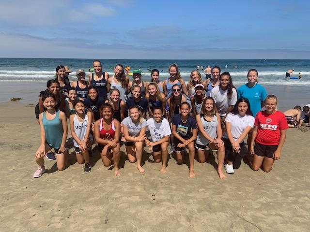 Beach Practice 2019