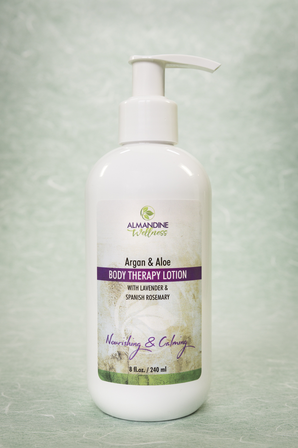 Argan & Aloe Body Therapy Lotion
