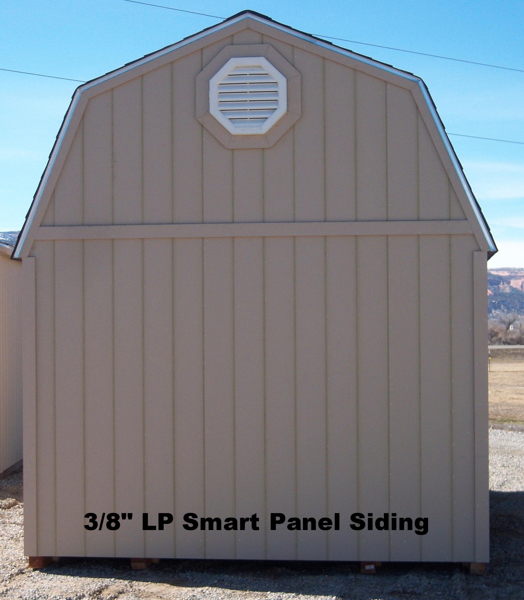 LP Smart Panel Siding & Trim