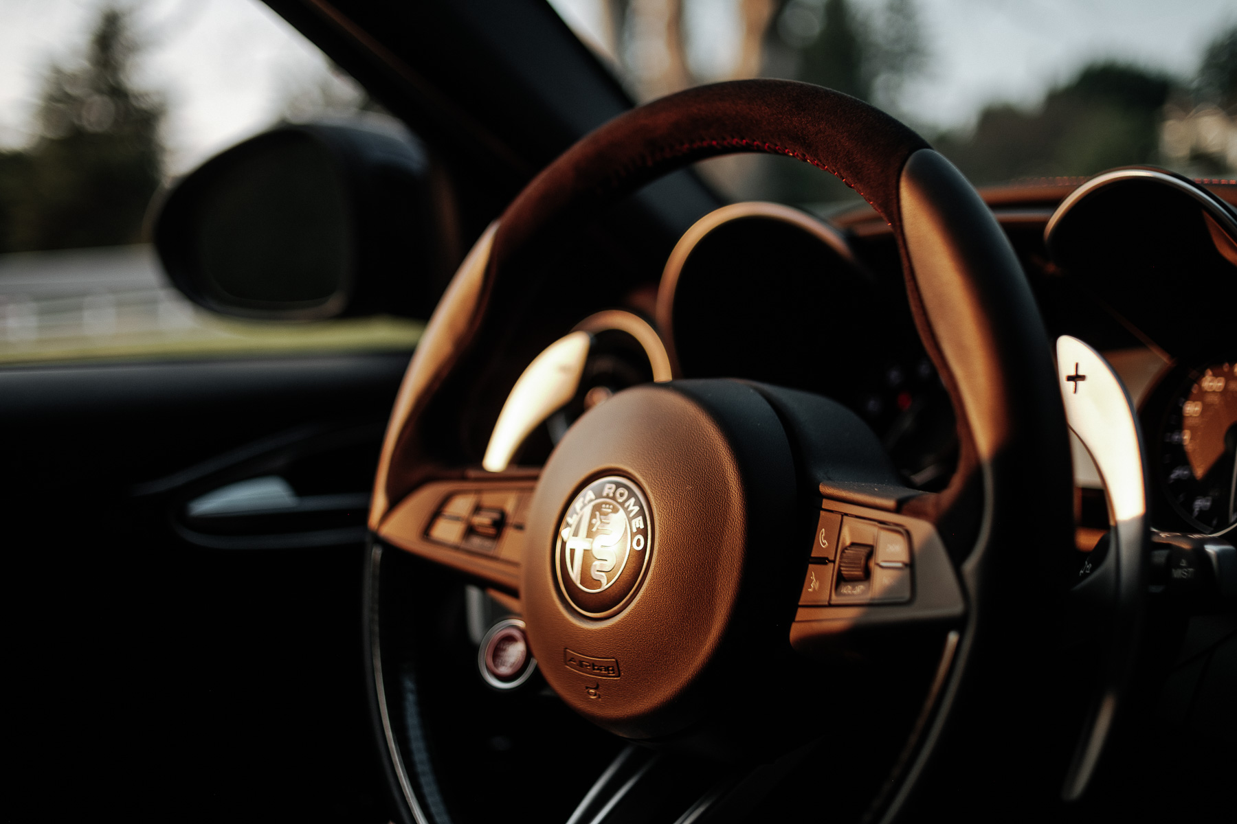 Alfa Romeo Giulia Ad- Rairdon's Alfa Romeo of Kirkland - Lifestyle Car Photography by Element Creative Co--5.jpg