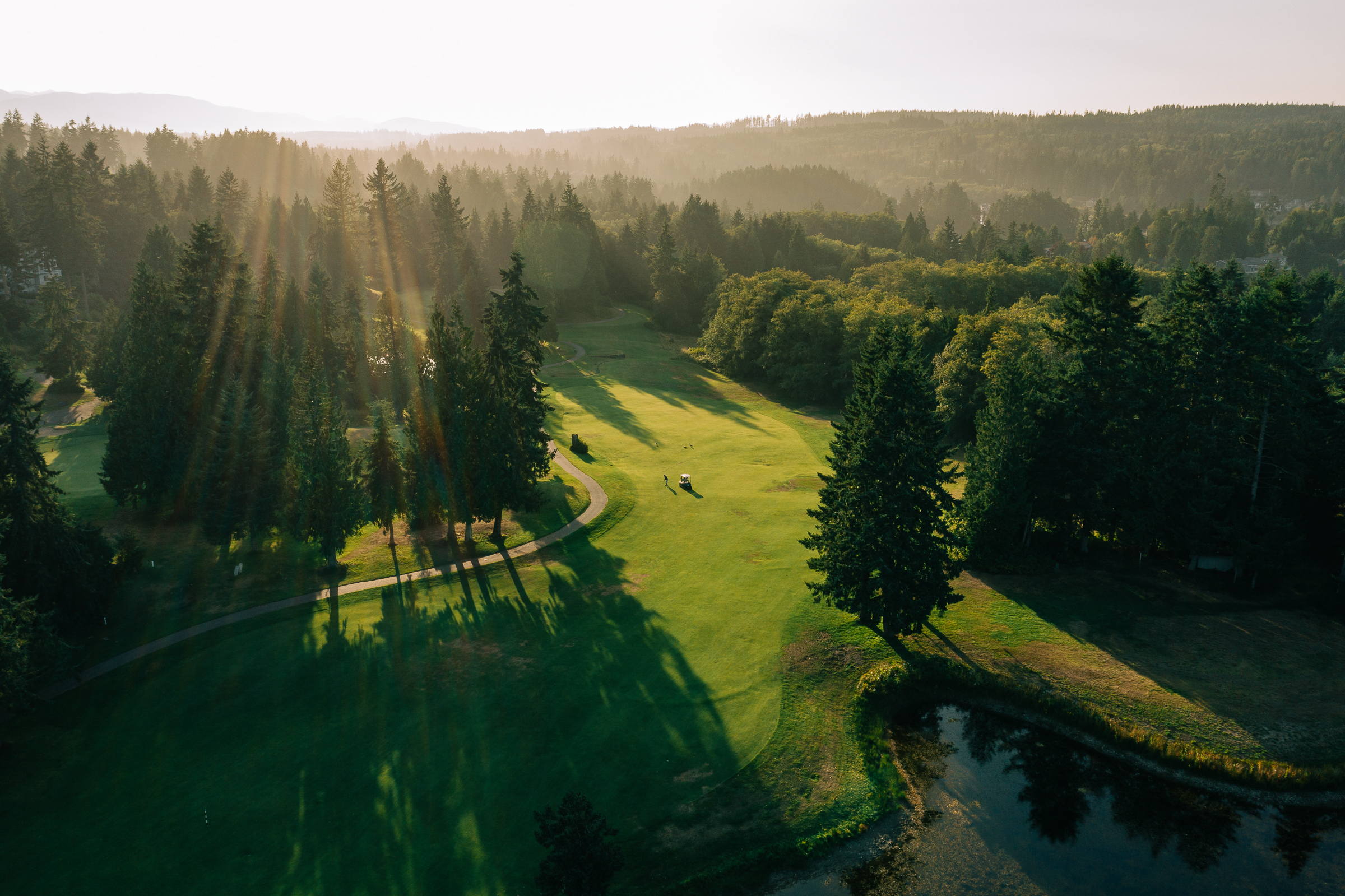 PORT LUDLOW, WA - Farm-To-Table, Golfing, Home Owning