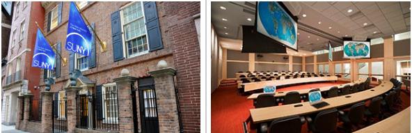 SUNY Global Center (Business School) 116 E. 55th St. New York, NY 10022  btw Park & Lex