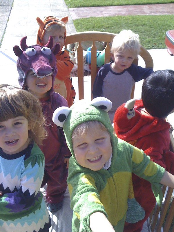 costumes in crib in color.JPG