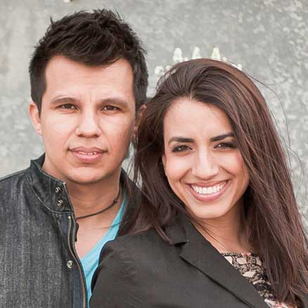 Hispanic Ministry Pastors Abraham & Abby Torres    Abby and I have been married for 14 years. Abby is a stay-at-home mom and loves spending time with our girls. She is also our 23Kids Director. In addition to, from pastoring our Spanish service, I also oversee our 23Shares department and help in our Media department. I believe that God always has something good for us. My passion is to preach the message of His love, forgiveness, and salvation to everyone around me. It's my privilege to serve with my family at 23rd Avenue Church.