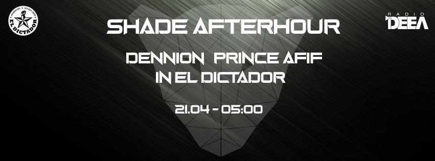 shade events bucharest prince afif