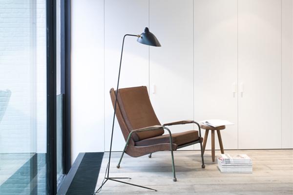 Brussels loft vignette, NS Architects || via The Design Edit