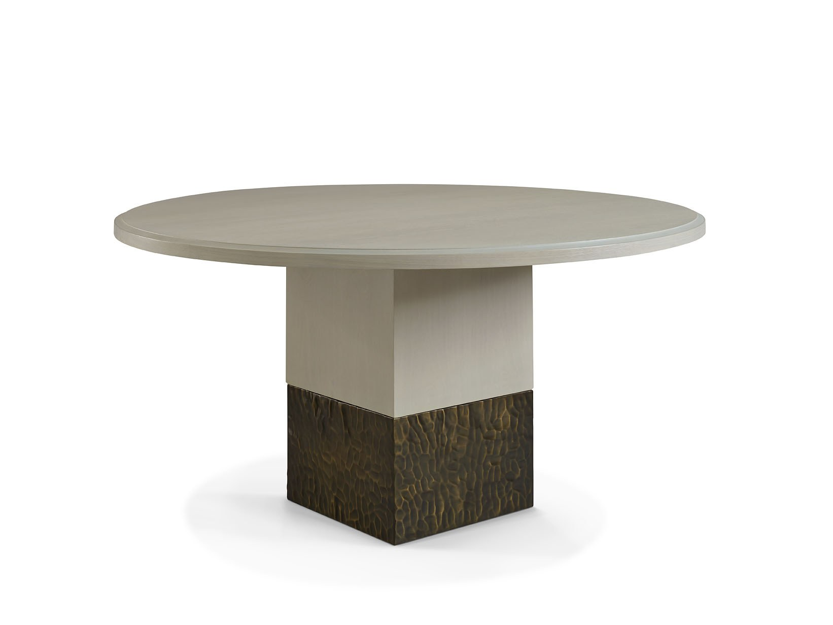 2. Solid Dining Table