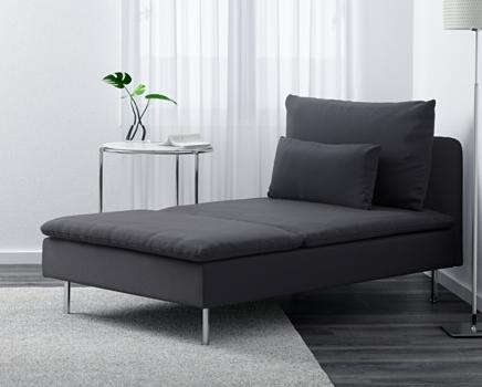 Option 3:  Ikea Soderhamn chaise