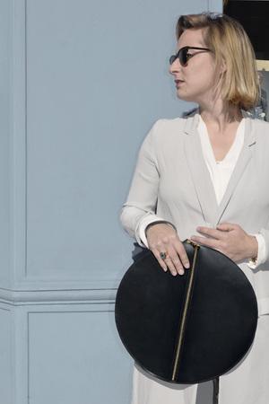 Bea Bühler leather goods designer