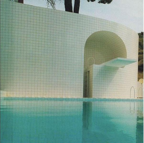 Alain Capelleres pool