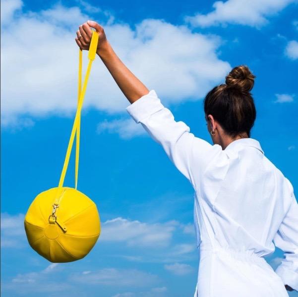 Bea Beuhler Balloon yellow