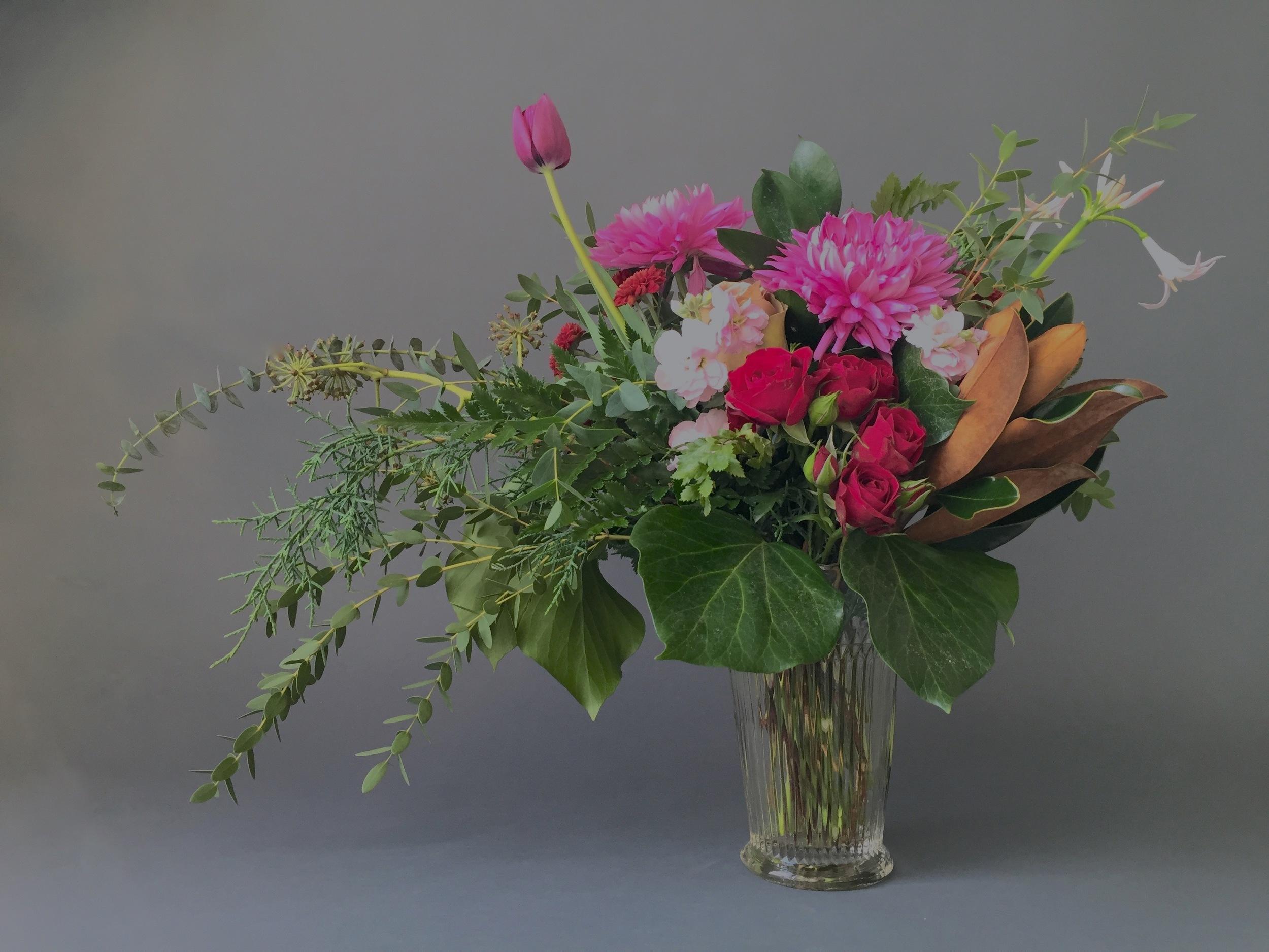 Coriander Girl Flowers || via The Design Edit