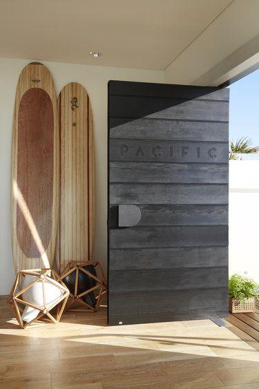 Boards and door amazingness, SJB Architects , Australia. Photo:Sharrin Rees.