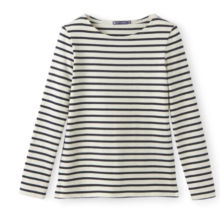 A super Frenchie French  Petit Bateau . Could be a winner and I may just pick one up in Paris in October! (squee)