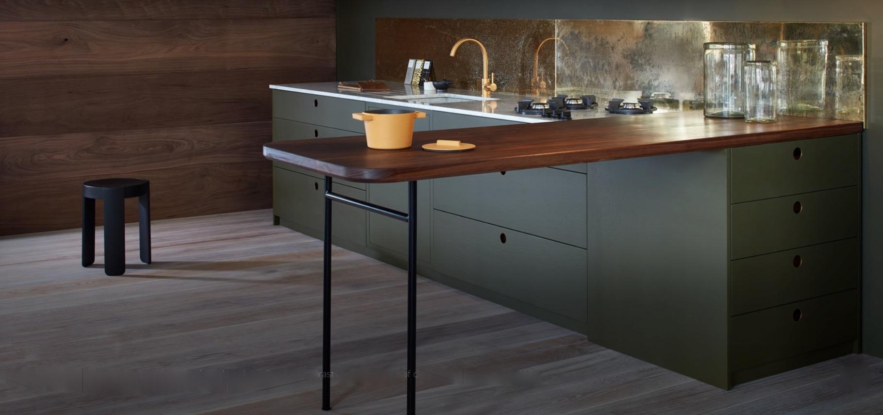 Ladbroke kitchen,  Naked Kitchens