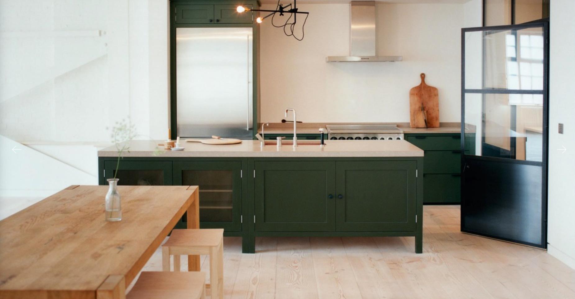kitchen,  Plain English
