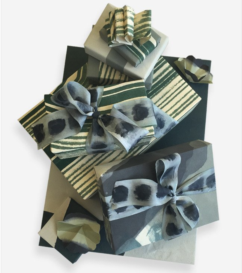 Porter Teleo wrapping paper