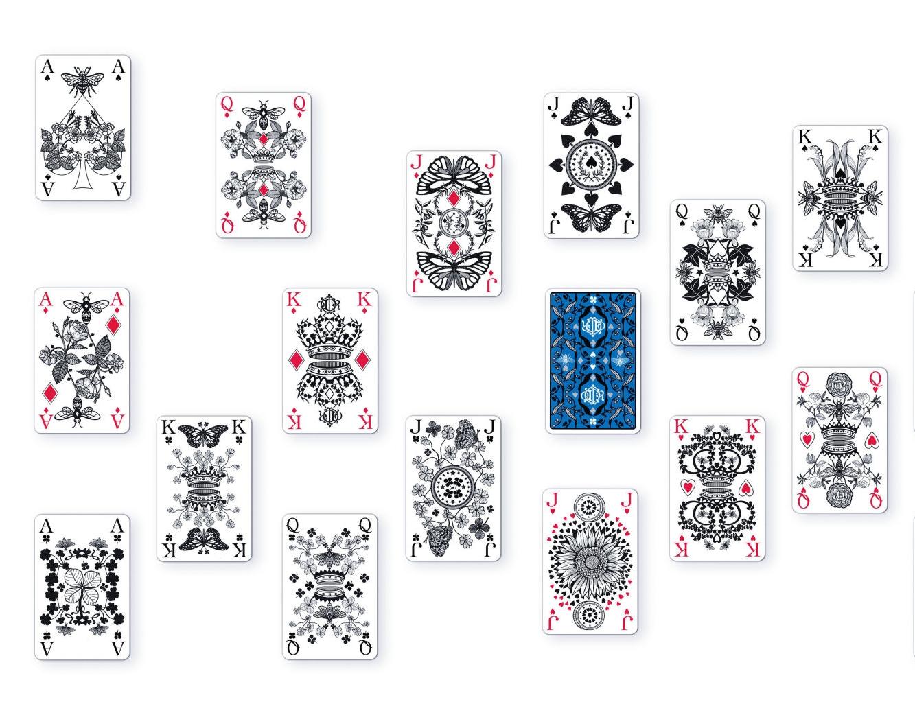 cards,  Dior Home