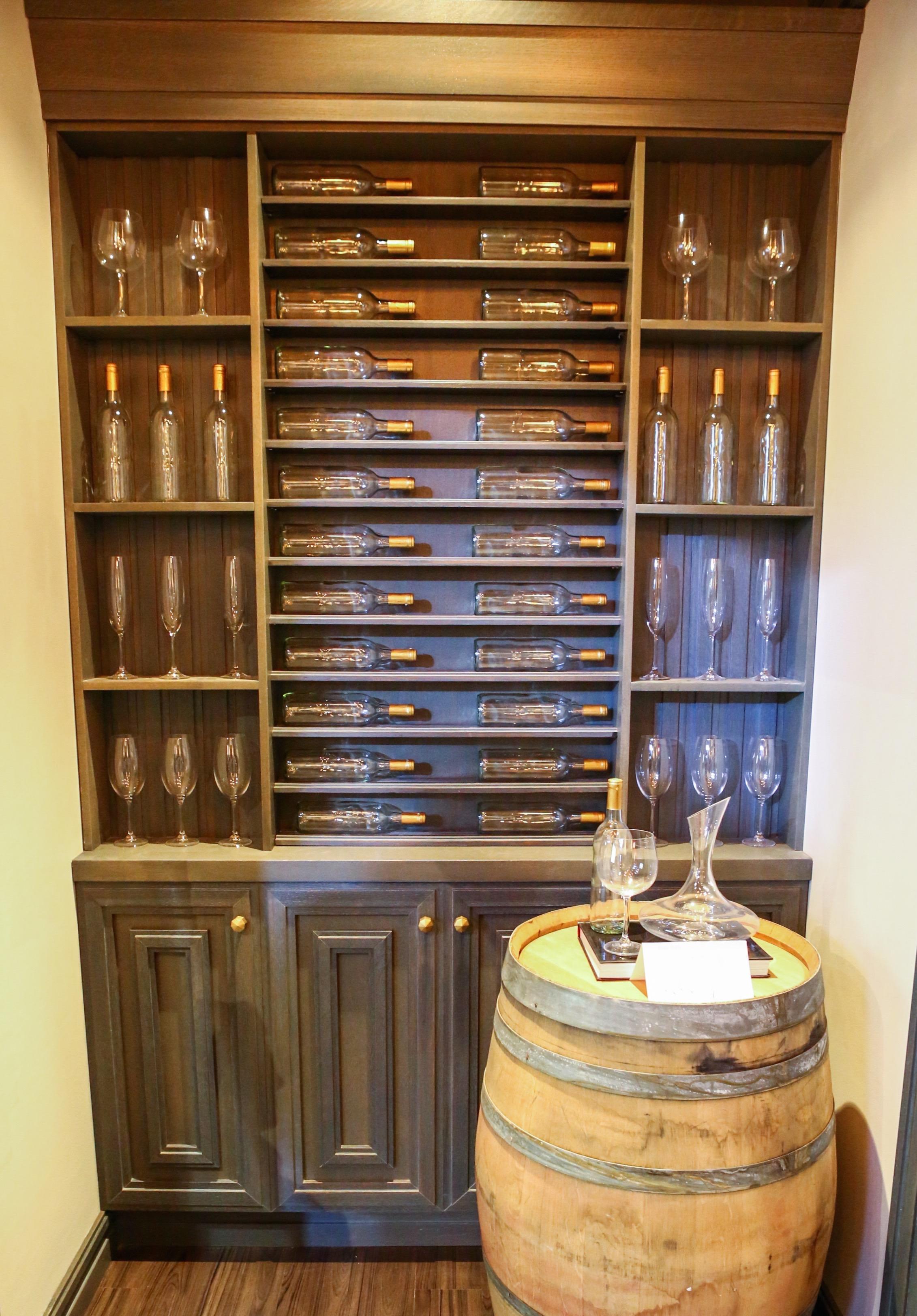 Sommelier's Wine Cellar