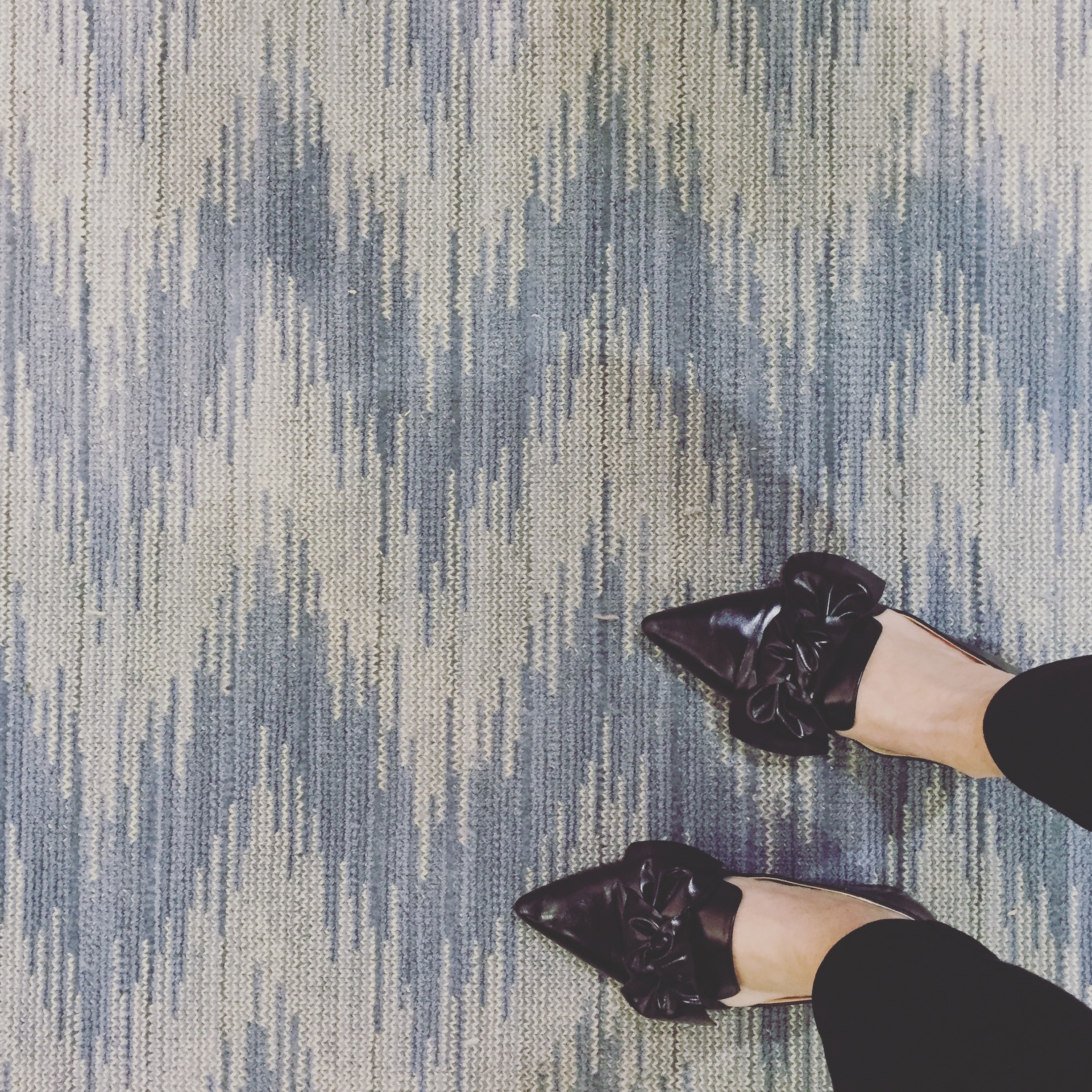 Karastan  Patola  carpet at KBIS 2017, Orlando