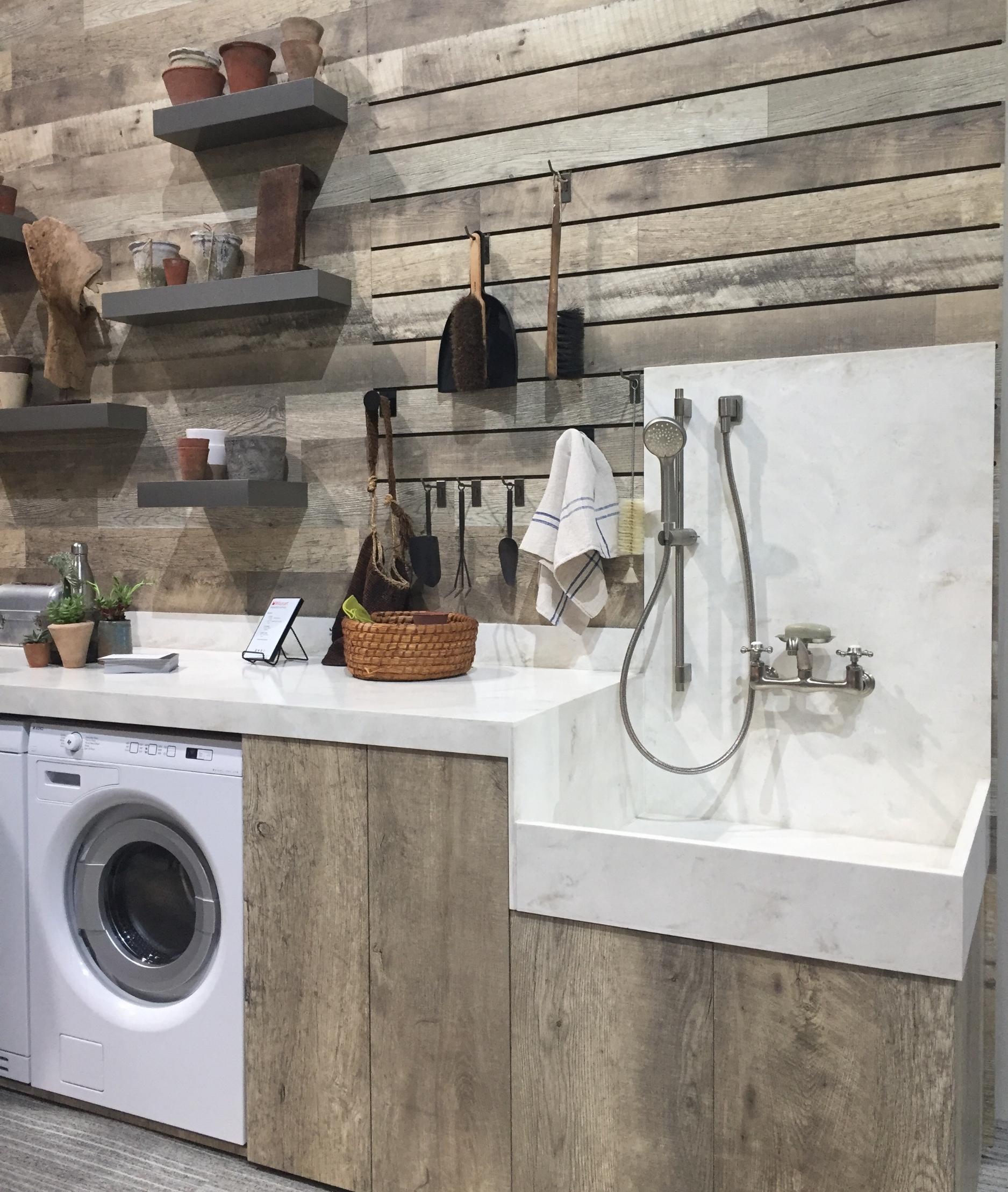 Wilsonart KBIS 2017 Sink