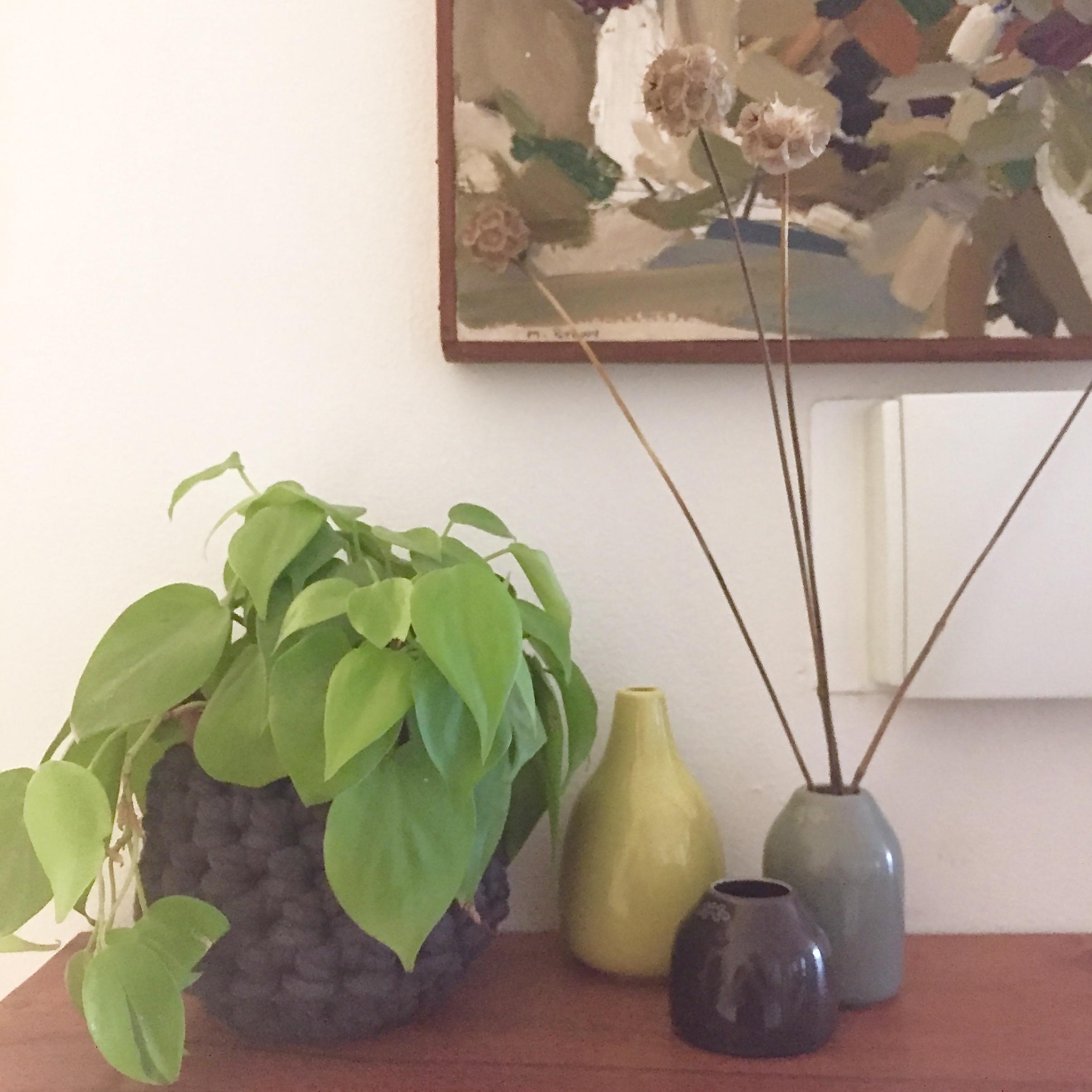 casa cubista crochet bowl