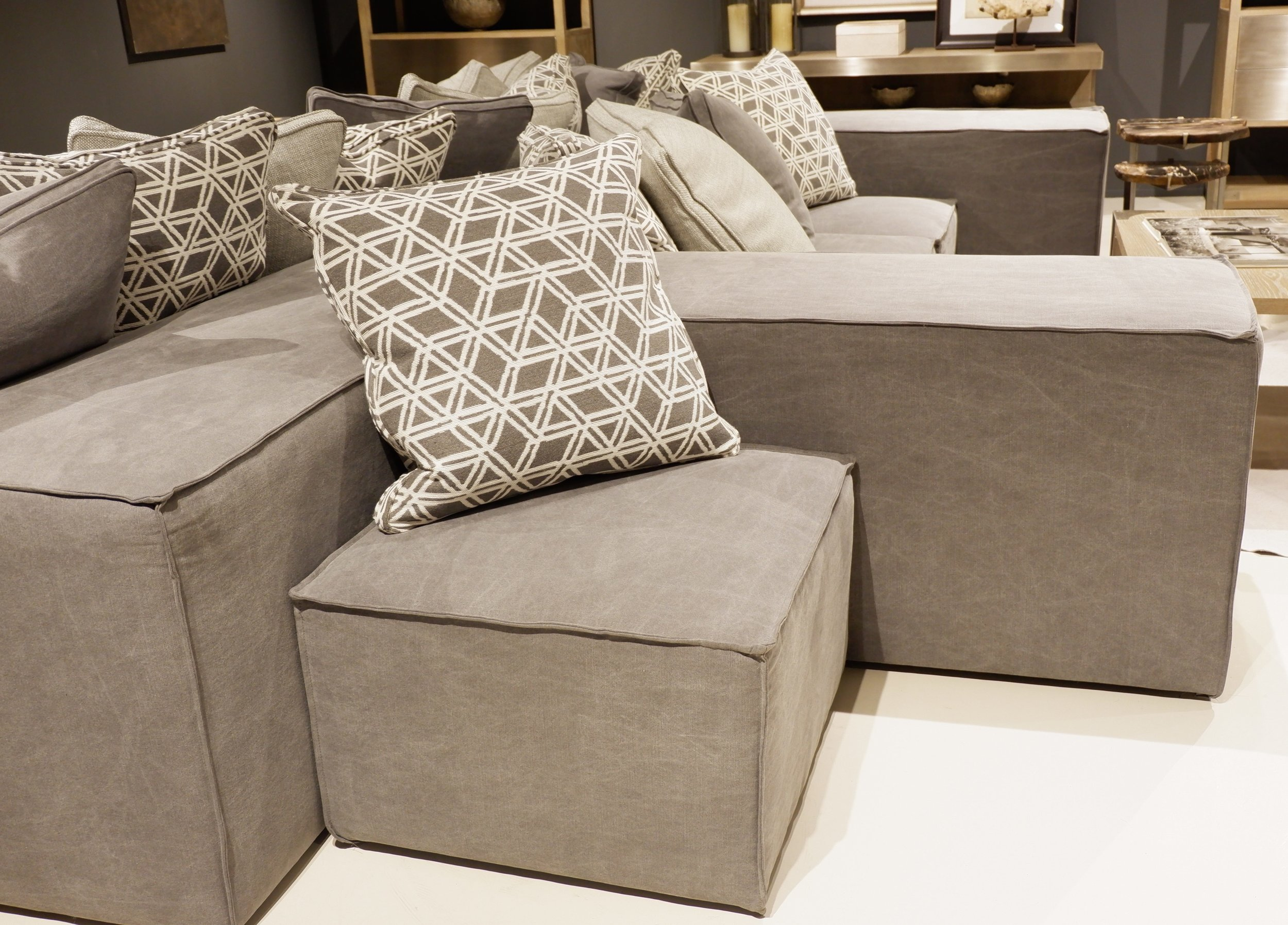 Format seating collection, Bernhardt