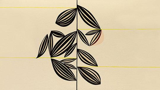 Black Line by Clare Rojas/US