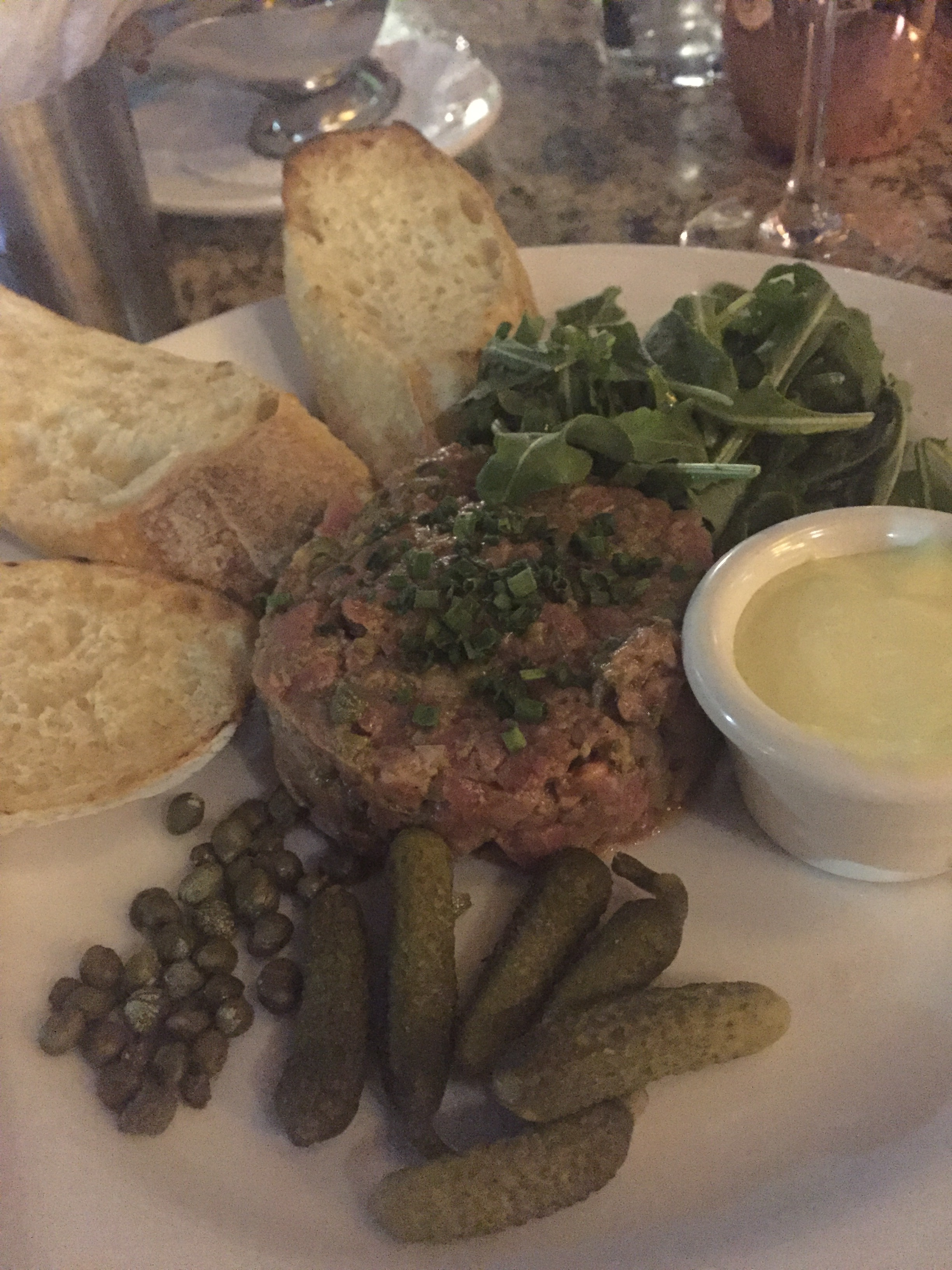 Chicken Liver Pate - Chauncey's fave