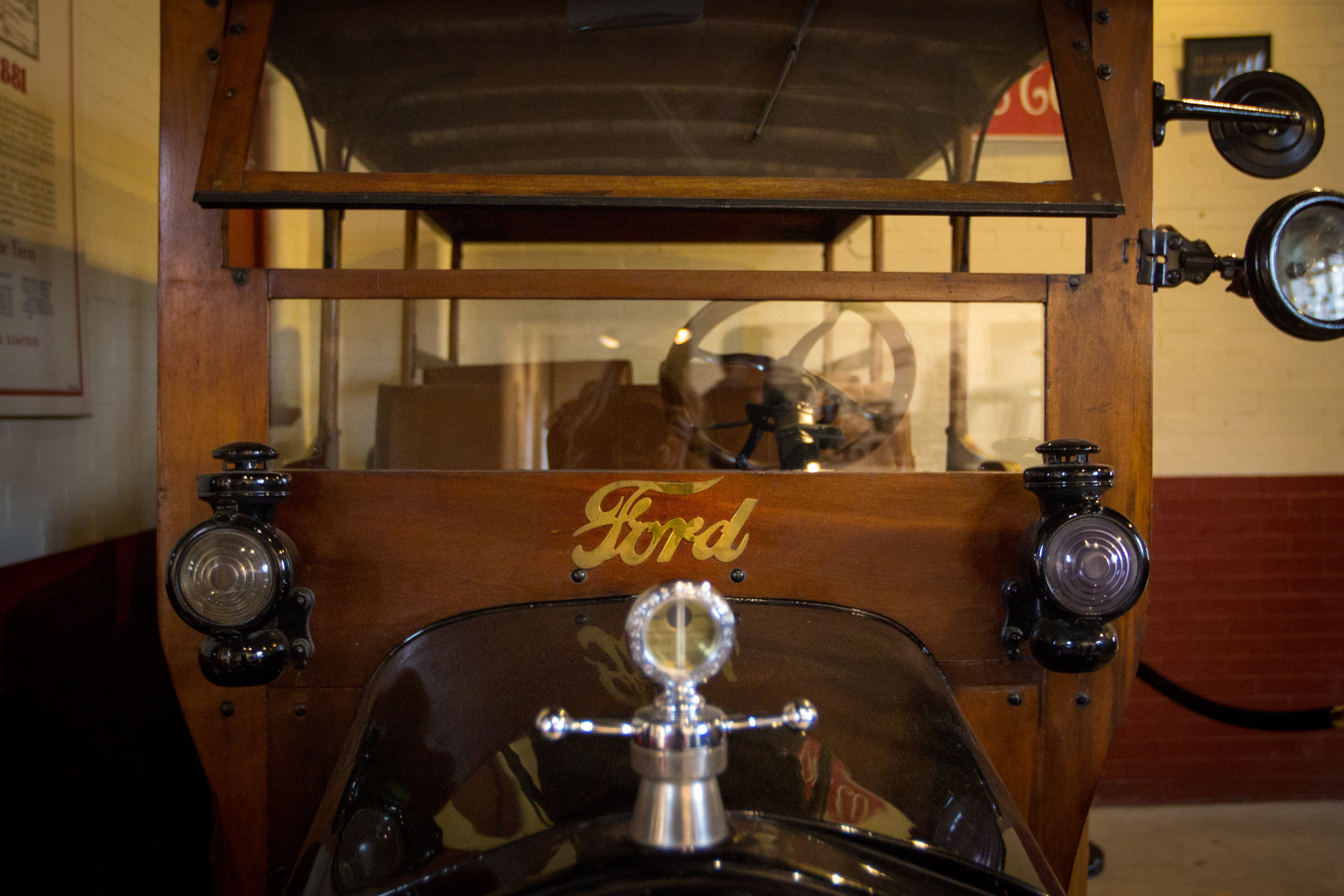 Model-T collection