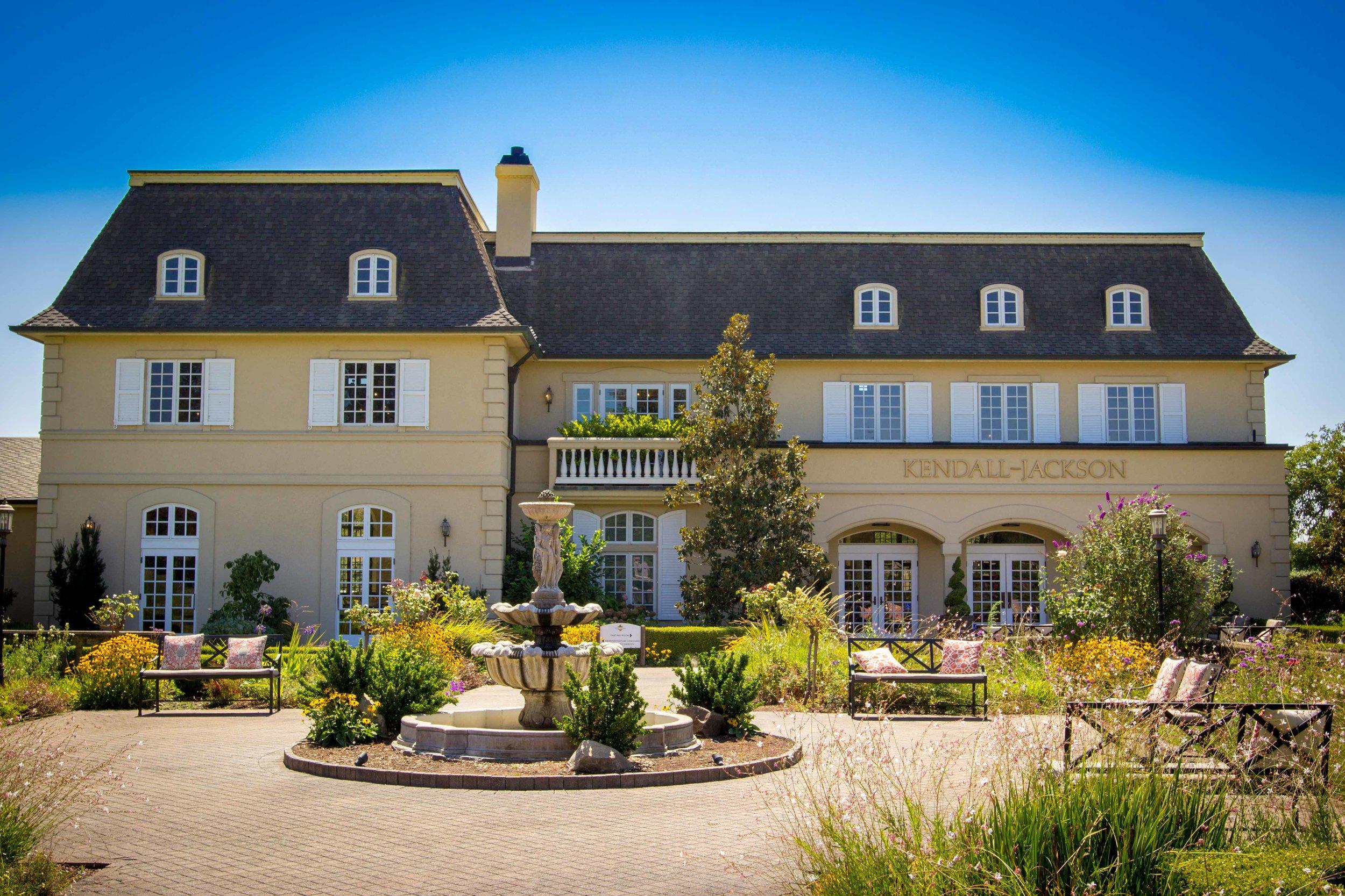The Kendall-Jackson Estate
