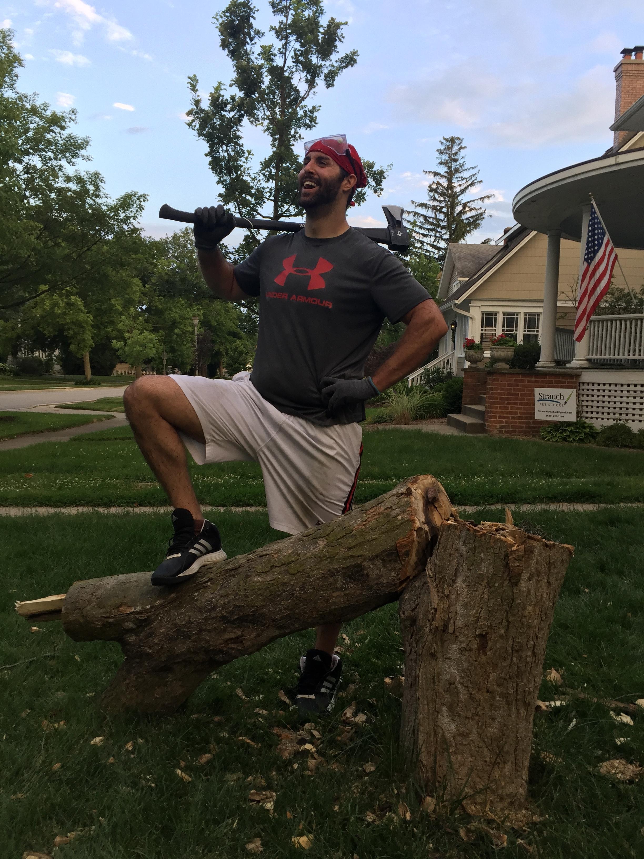 Tree Conqueror