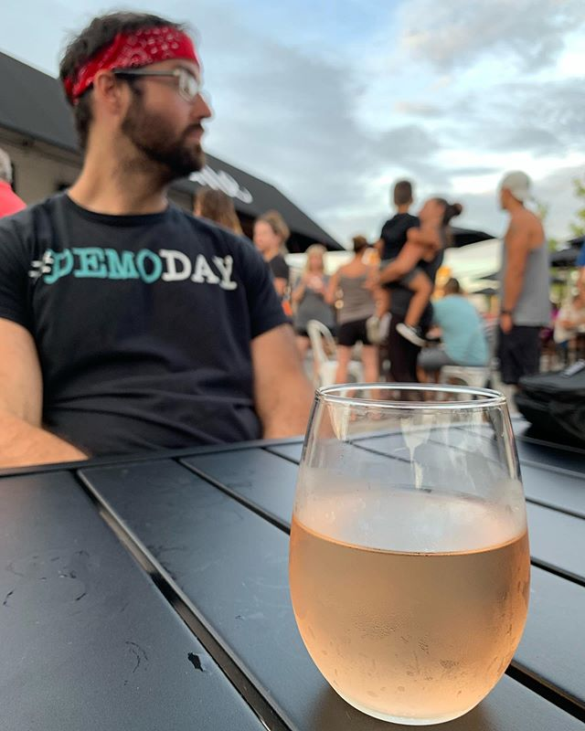 I'm not drinking a third glass of rose, you're drinking a third glass of rose. 😂🍷🍻 #rose #wine #alfresco #summernights #suburblife #summermemories #wine #wino
