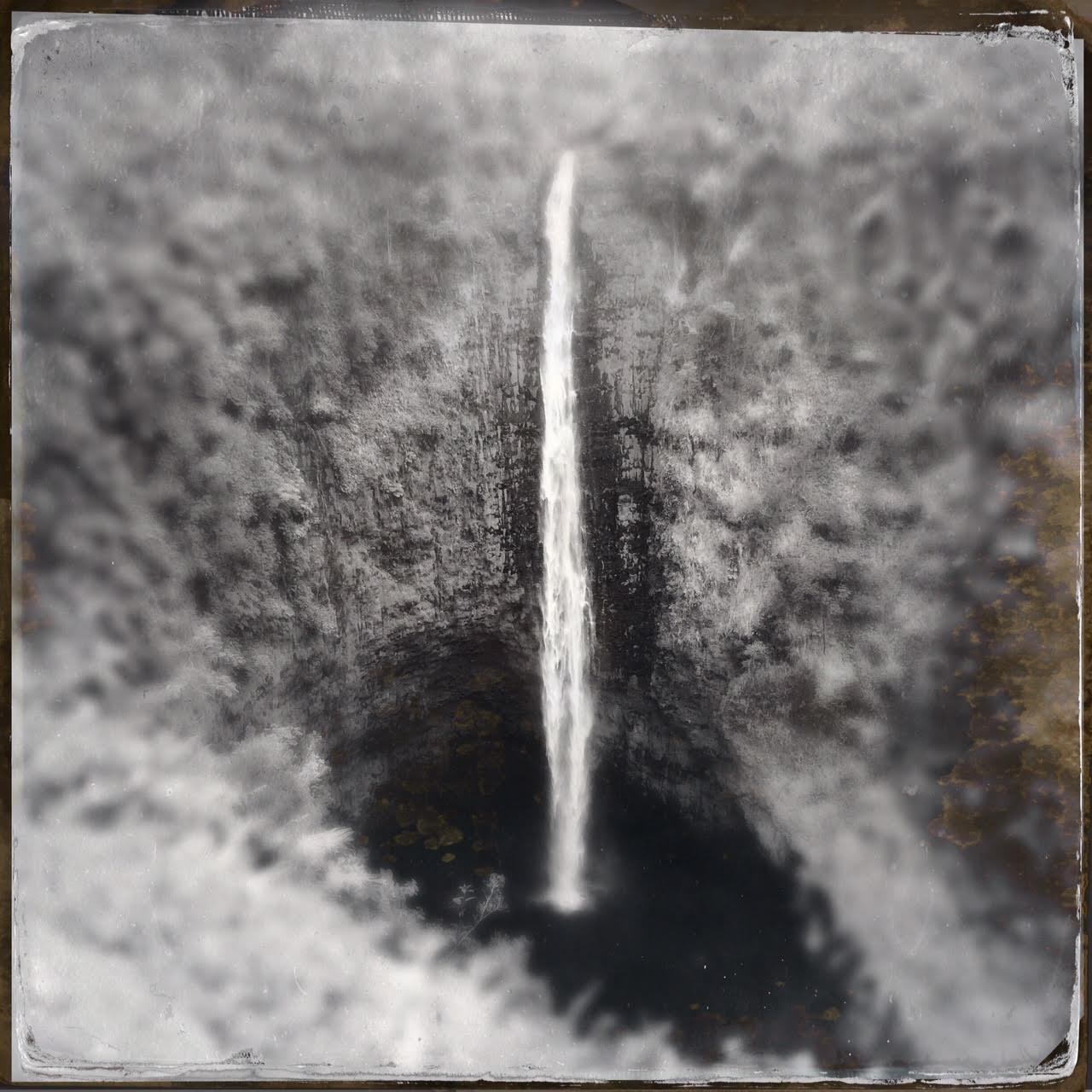 Silver Water Braid   I overheard wisdom of the ancients here   Akaka Falls, Hawaii   February 2015