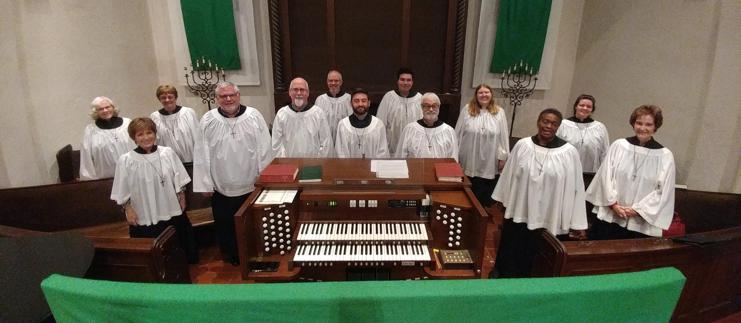 Saint Matthias Parish Choir, February 17, 2019