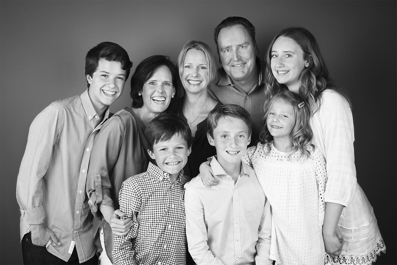 Tammyjo, Meghan and their family