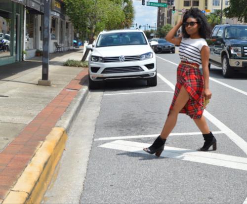 Lex . Fashion Blogger . Rock Bottom Vogue