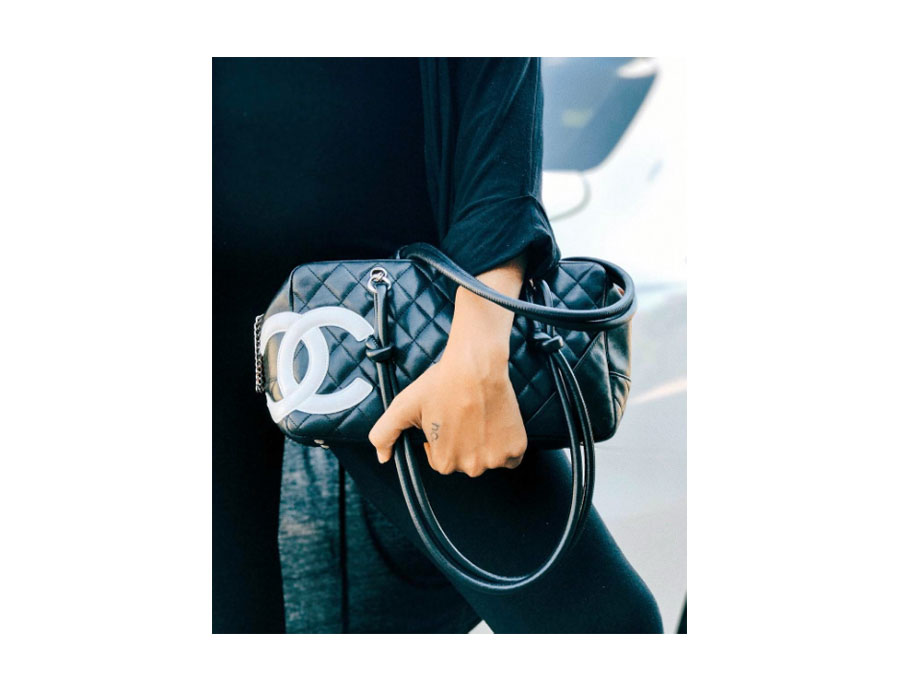 Cambon bowler bag (arguably, the bag that shook the early 2000's)