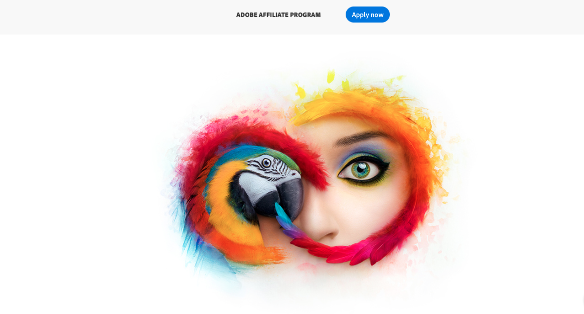 Adobe is a trusted design software leader. Photoshop is used by 90% of the world's creative professionals