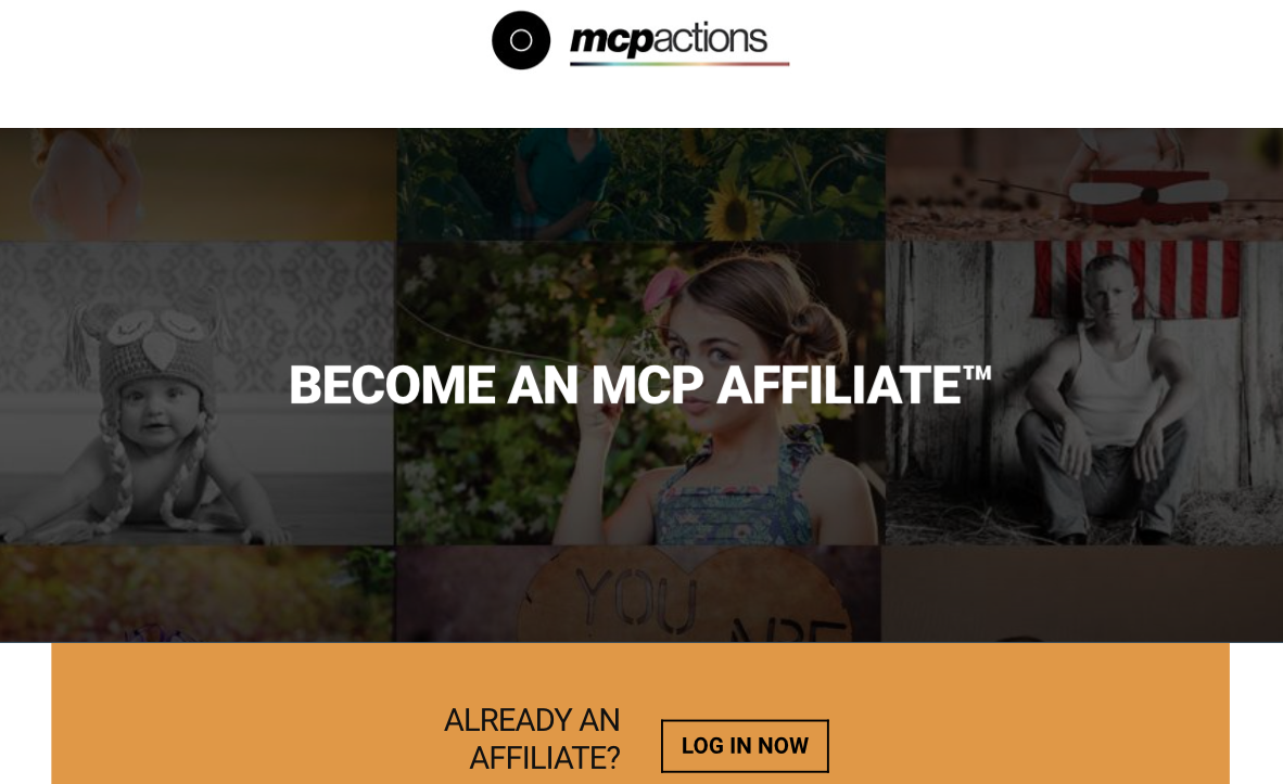 MCP Actions creates tools to help photographers save time and create high quality photos. Their average sales are around $75