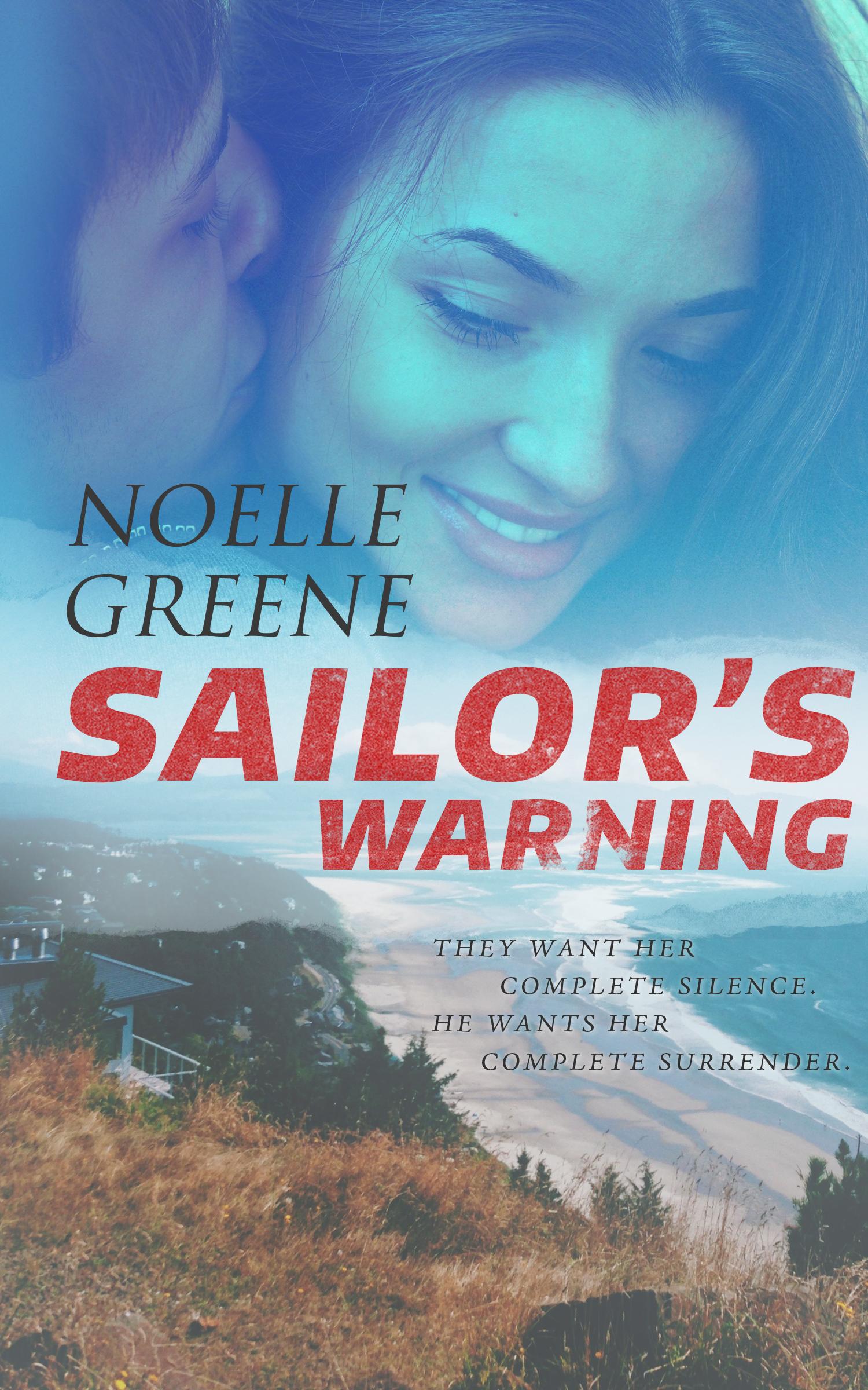 Best beach read Sailor's Warning