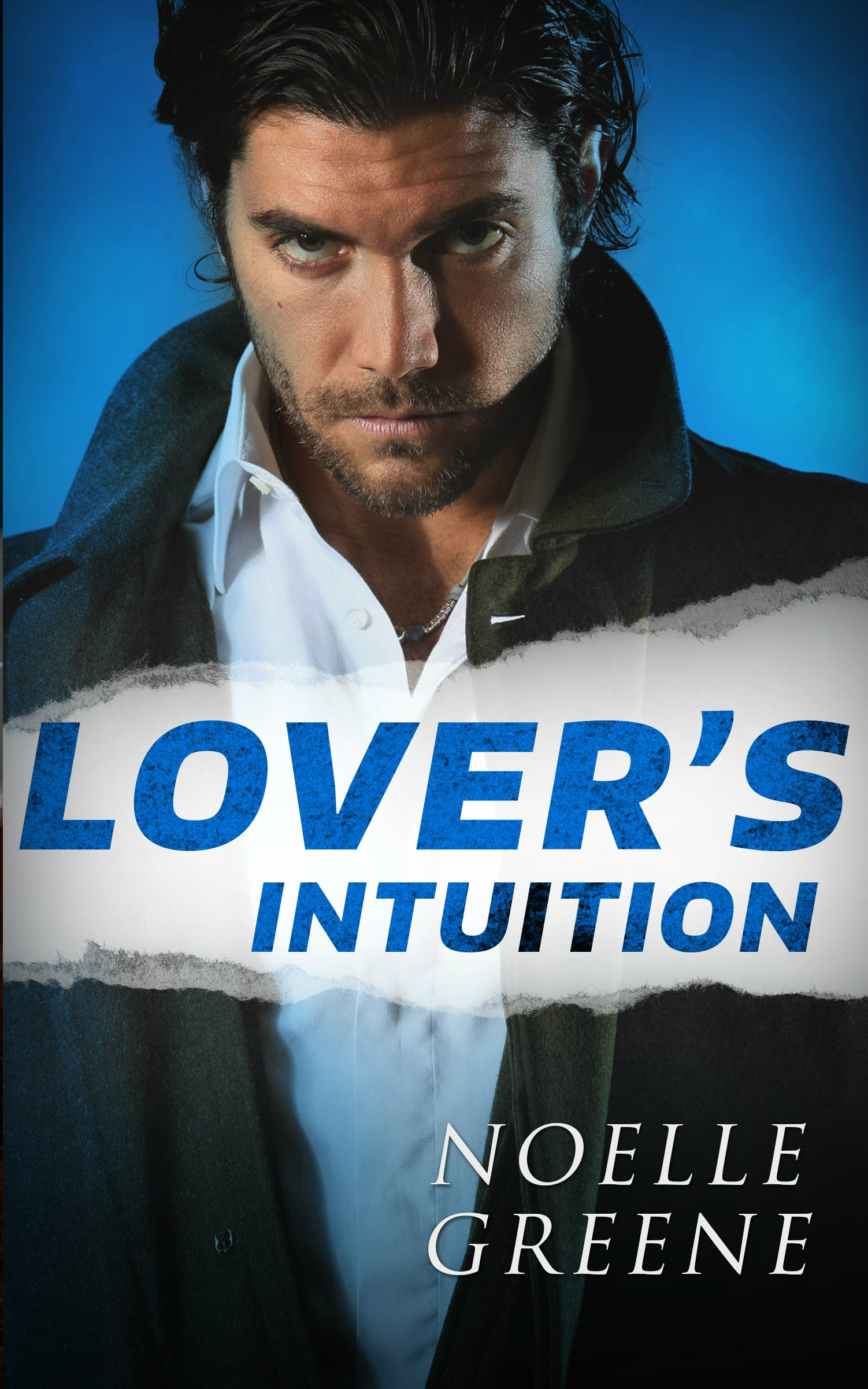 If you like intense, emotional romance with a touch of the supernatural, you'll enjoy  Lover's Intuition , book 1 in the Blue Mill Intuition series.