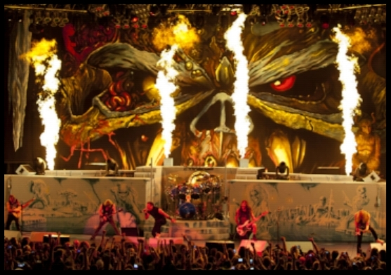 Iron Maiden at Barclays Center - When: Fri & Sat, July 21 - 22 at 7:30 PMWhere: Barclay's Center, BrooklynClick here for ticketsClick here to event websitePhoto: LiveNation