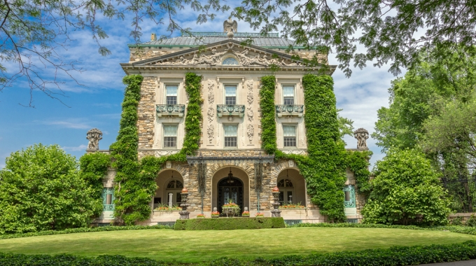 Kykuit: The Rockefeller Estates - Learn more herePhoto: Historic Hudson Valley